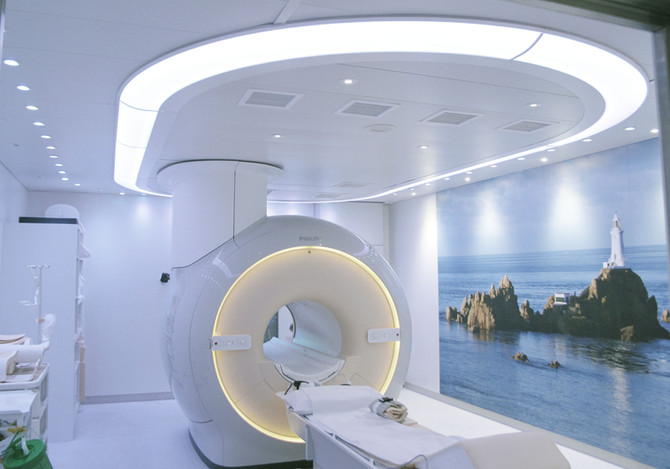 2018 JeCC Pentagon Project of the Year between £1 - £5 million - Hospital MRI Scanner