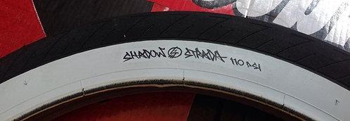 LLANTA SHADOW STRADA 20X2.30'' 110PSI PIEZA CARA BLANCA