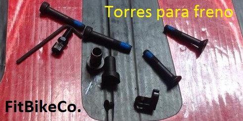 TORRES PARA FRENO FITBIKECO