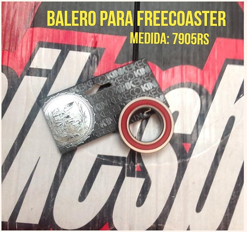 BALERO FREECOASTER 7905RS KINK PIEZA