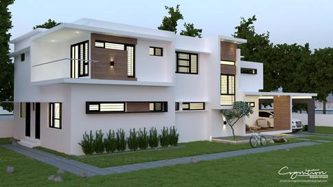 Residence for Mr. Siddique