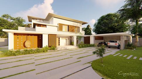 Residence for Mr. Shihab