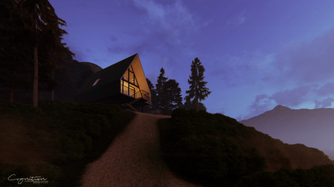 A Cabin in The hills