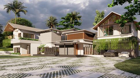 Residence for Mr. Aslam