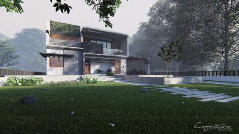 Residence for Mr. Shameer