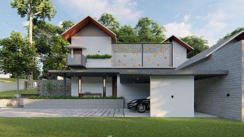 Residence for Mr. Fazal