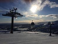 горные лыжи, Кировск
