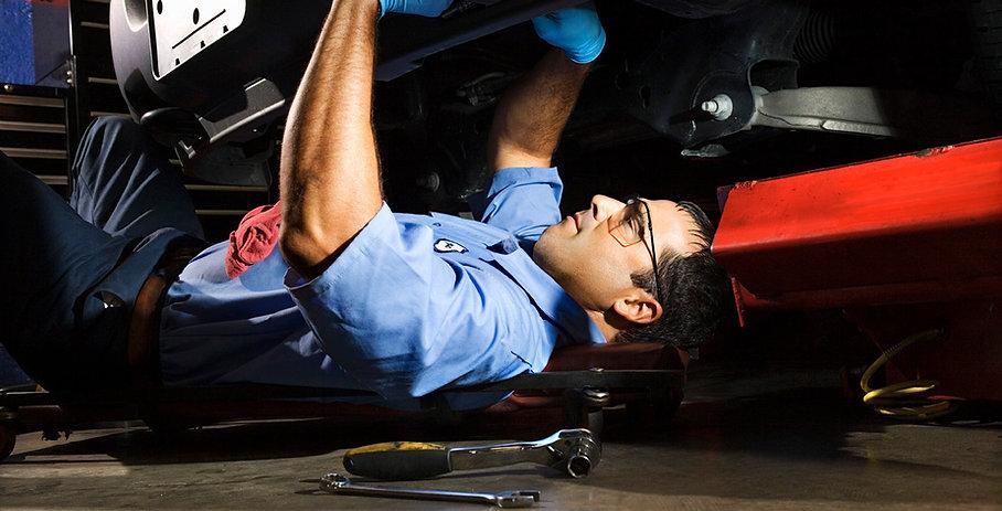 under-car-repair