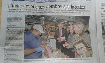 Testata giornalistica Nazionale Lussemburgo