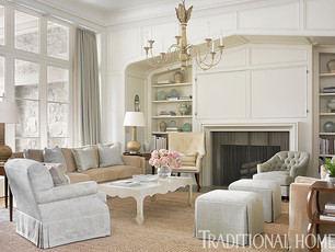 How to Create Traditional Style in Your Home