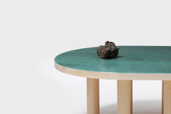 pond table green stone_02