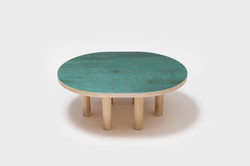 pond table green