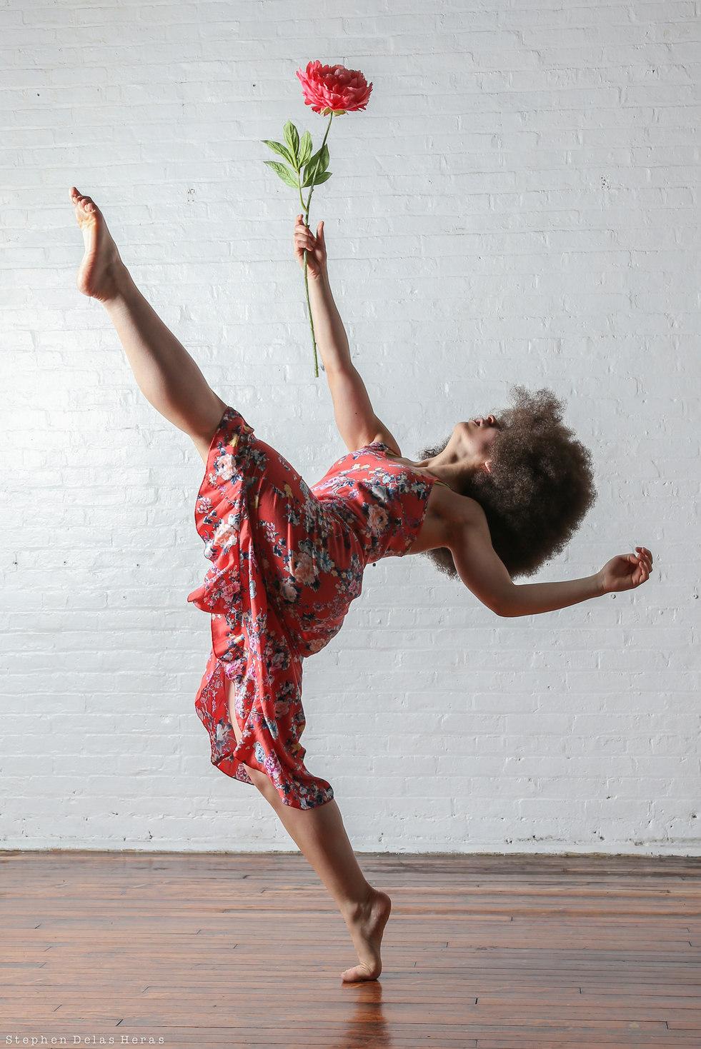 Shawn Bible Dance, Graziella Murdocca dancer