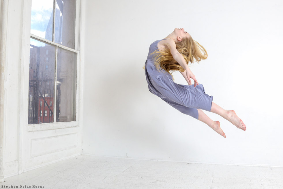 Ballet Dancer Mary Aleiner