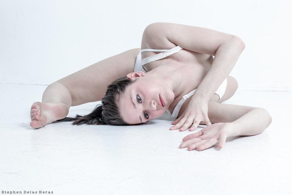 Anna Belokur, dancer & acrobat