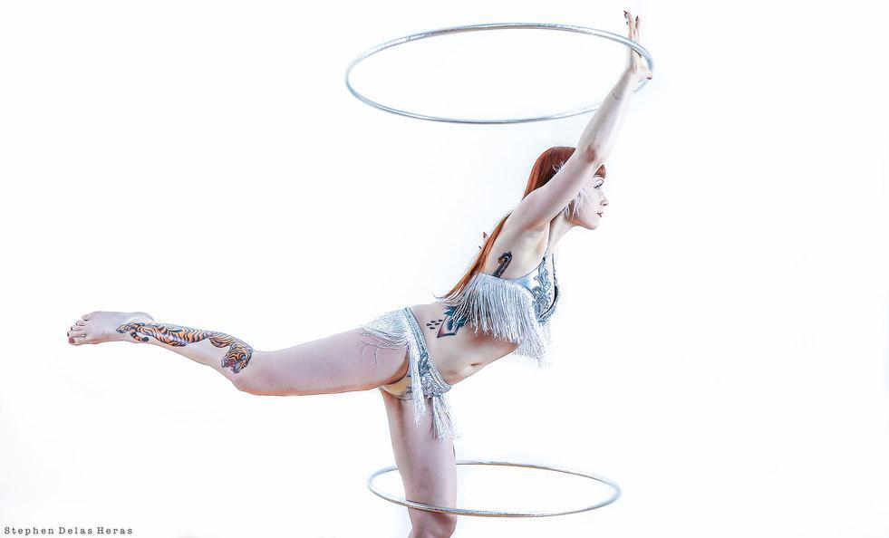 Hula Hoop Harlot Melissa-Anne