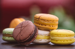Selection of Macarons