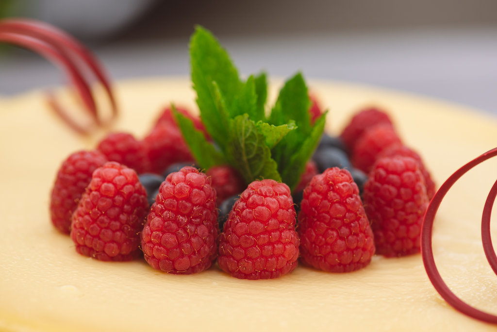 Vanilla Cheese Cake
