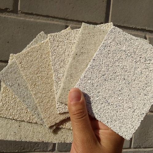 SELADOR PRIMER - Passe Antes Do Cristal Cores Naturais das Pedras - TONS CLAROS