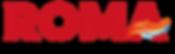 Logotipo Roma Tintas e Revestimentos