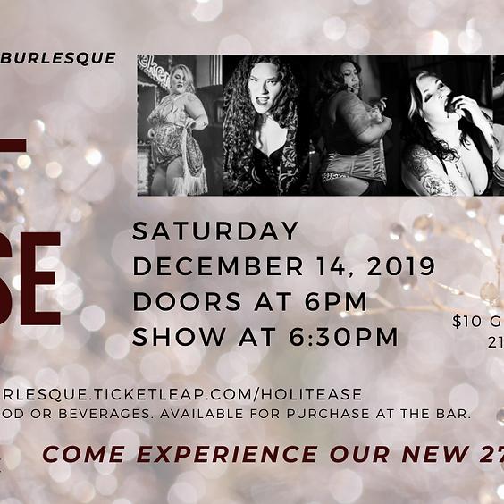 Holi-Tease Holiday Burlesque Show