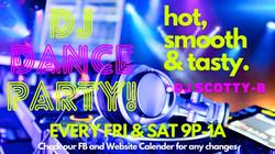 DJ DANCE PARTY SCOTTY B - JUNE 2021