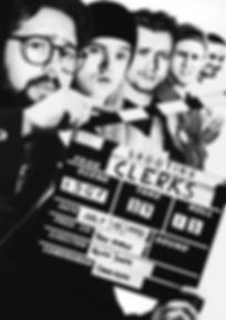 Shooting Clerks Theatrical Poster (merge