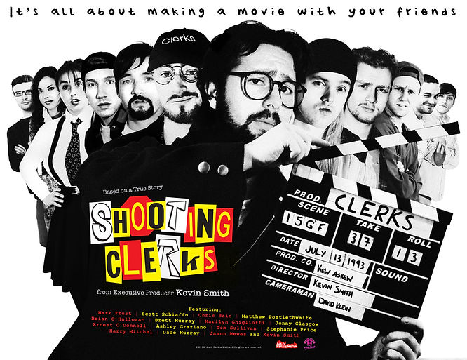 All characters Landscape SHOOTING CLERKS