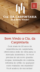Ver todos os templates website templates – Carpinteiro