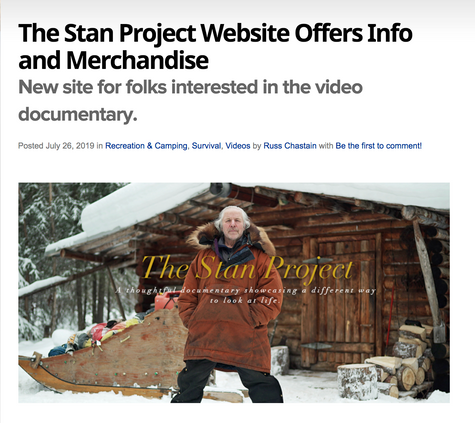 Article about The Stan Project website