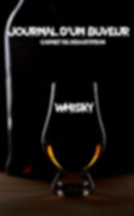 Carnet de dégustation - Whisky