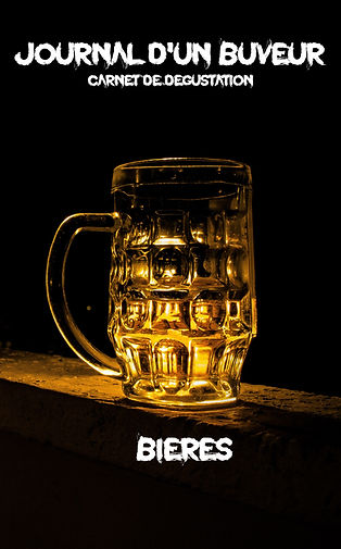 Carnet de dégustation de bières