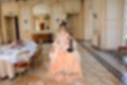 noeud, rococo, epoque louis 16, louis XVI, versailles bal, palace, reception, luxury event in france, luxury event music band, meuble antique, decoration fleurale,centre de la table, wedding decoration, mariage chic, mariage chic à paris, ermenonville