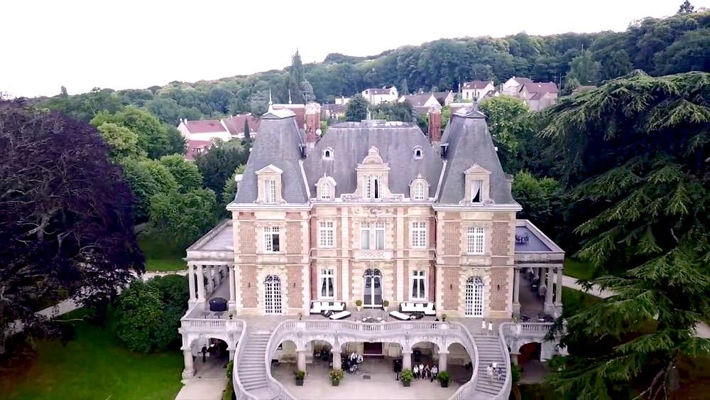 Château de Bouffémont , vu chateau, mariage au chateau, mariage 200196,  destination wedding france, luxury chateau paris, paris chateau, wedding venue