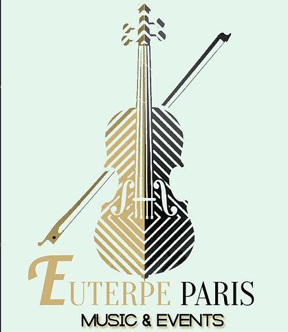 violon Euterpe Paris music & events destination weddingin France Paris music or noire archet verte cordes strings