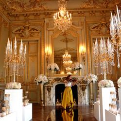 Euterpe Paris à l'hôtel Shangri-La à Paris