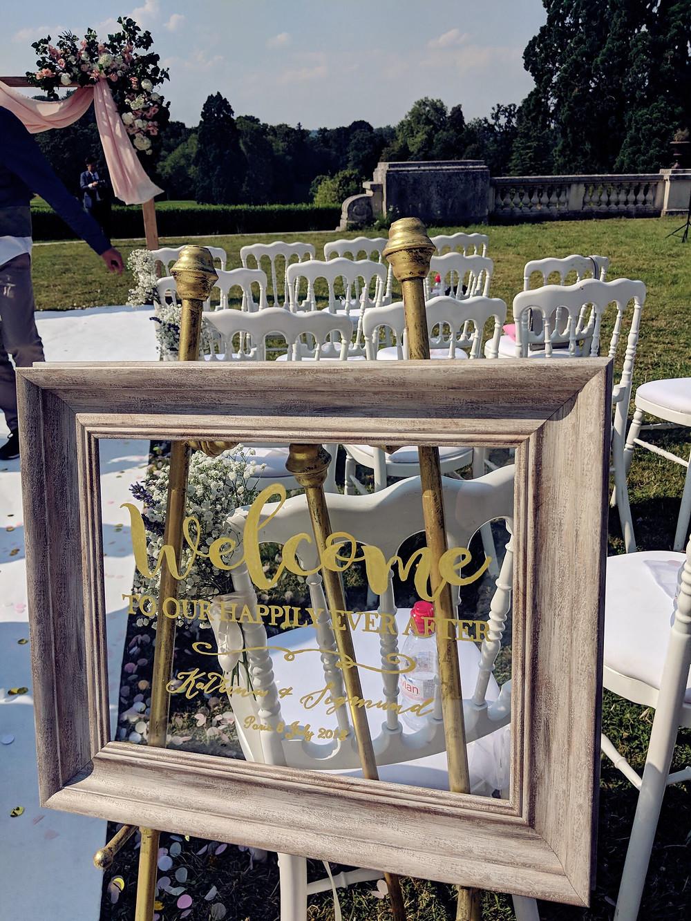 chateau bouffémont paris, chateau wedding, wedding photography