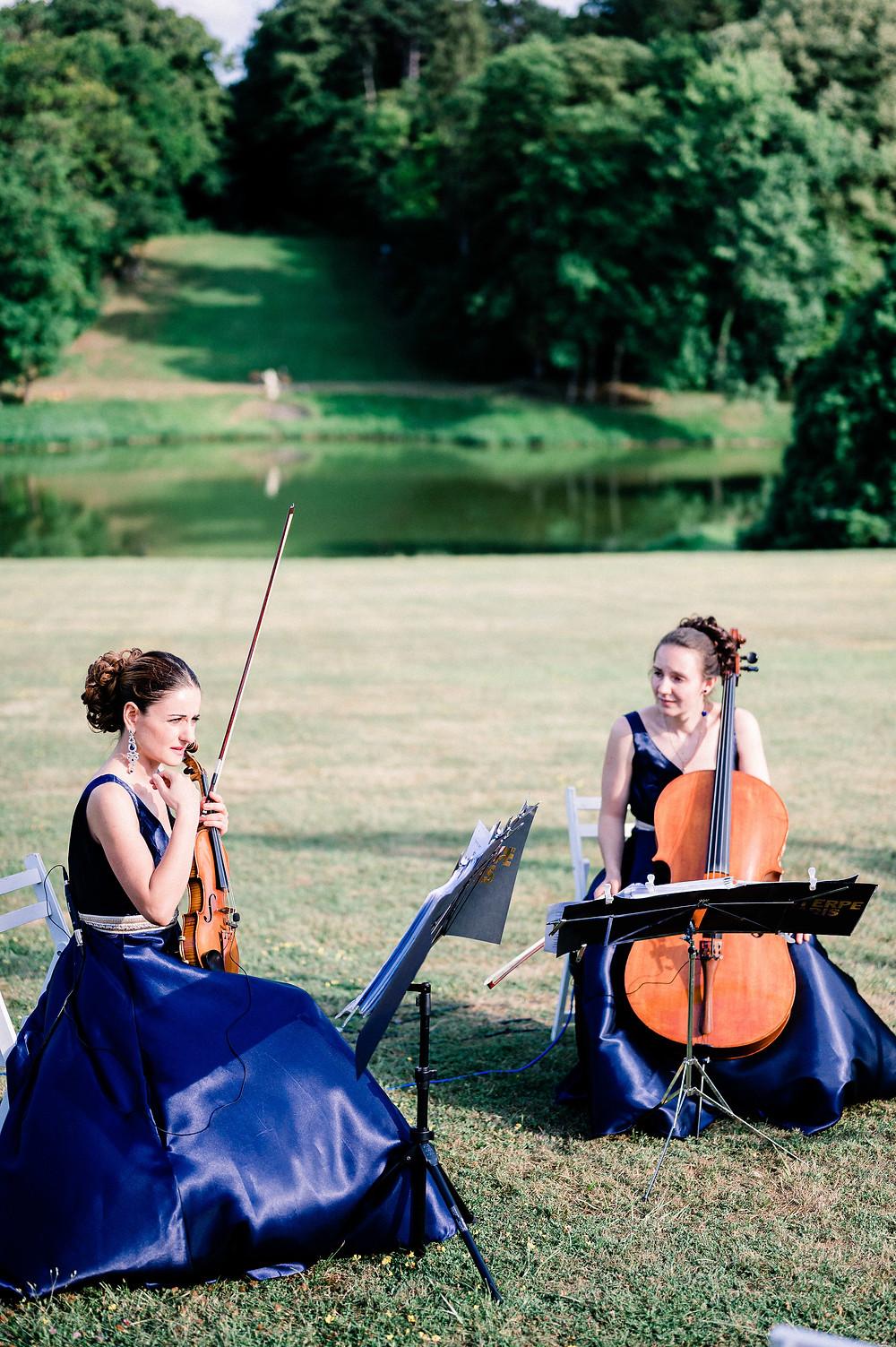 Duo classique violon et violoncelle