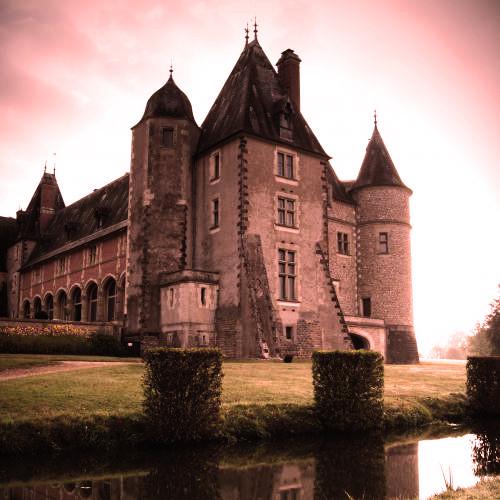Chateau de la verrerie musique mariage lieu wedding venue loire chateau, chateau