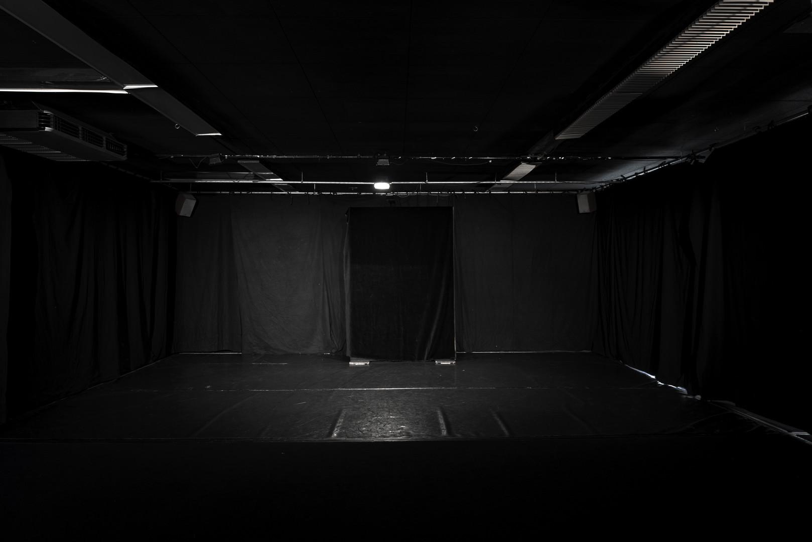 Salle de cours de théâtre