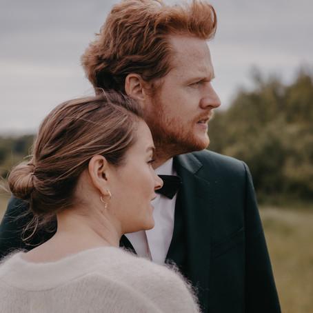 Huwelijksshoot van Simon en Jolien