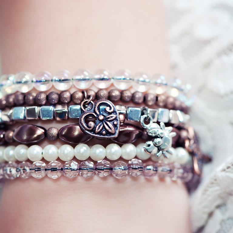 """Atelier """"Réalise ton bracelet chemin de vie"""""""