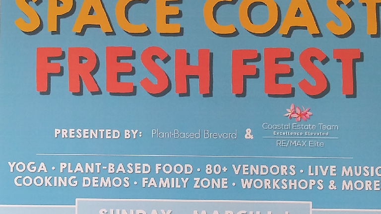 SPACE COAST FRESH FEST