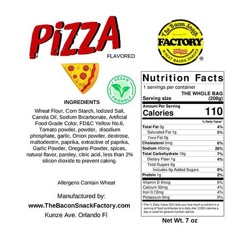 PIZZA BACON - Vegan