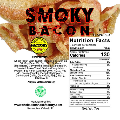 SMOKY BACON