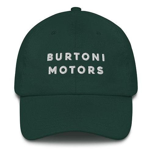 """Burtoni Motors """"Dad hat"""""""