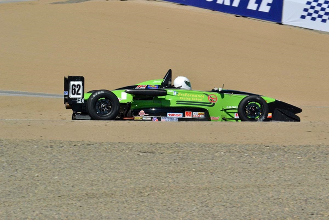 Evans is Victorious in Round 8 at Mazda Raceway, Extends Points Lead