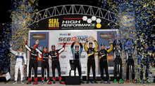 Andrew Evans Wins The Twelve Hours of Sebring