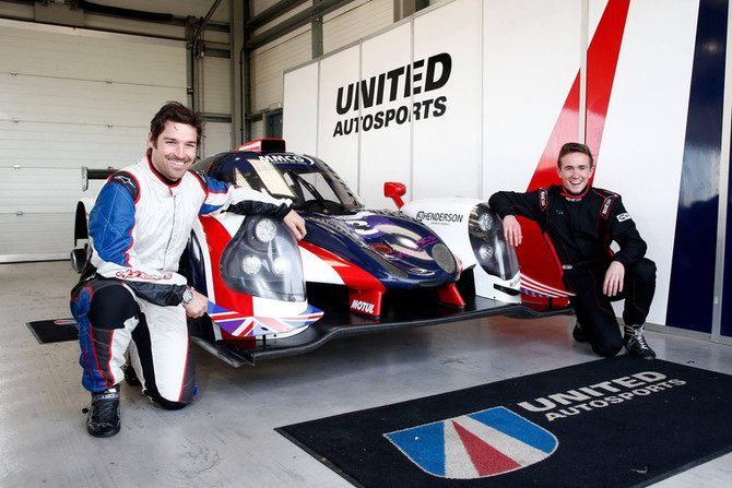 Andrew Evans and CJ Wilson to race in 2017 British LMP3 championship