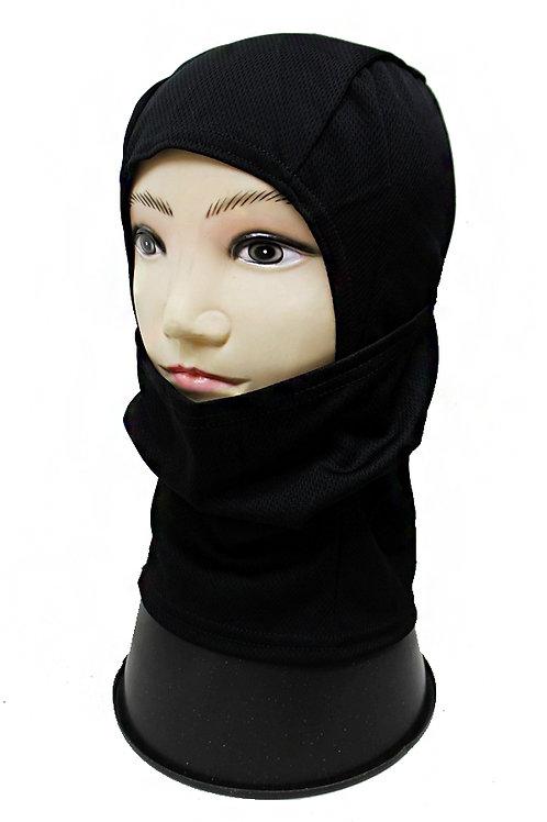 black full mask